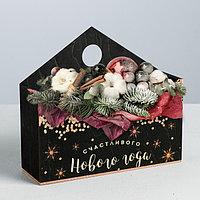 Ящик конверт «Шрифт», 20.5 × 18 × 6 см, фото 1