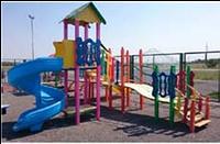 Детский игровой комплекс MF-303