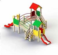 Детский игровой комплекс MF-305