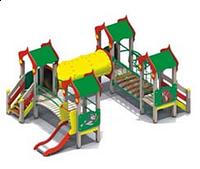 Детский игровой комплекс MF-306