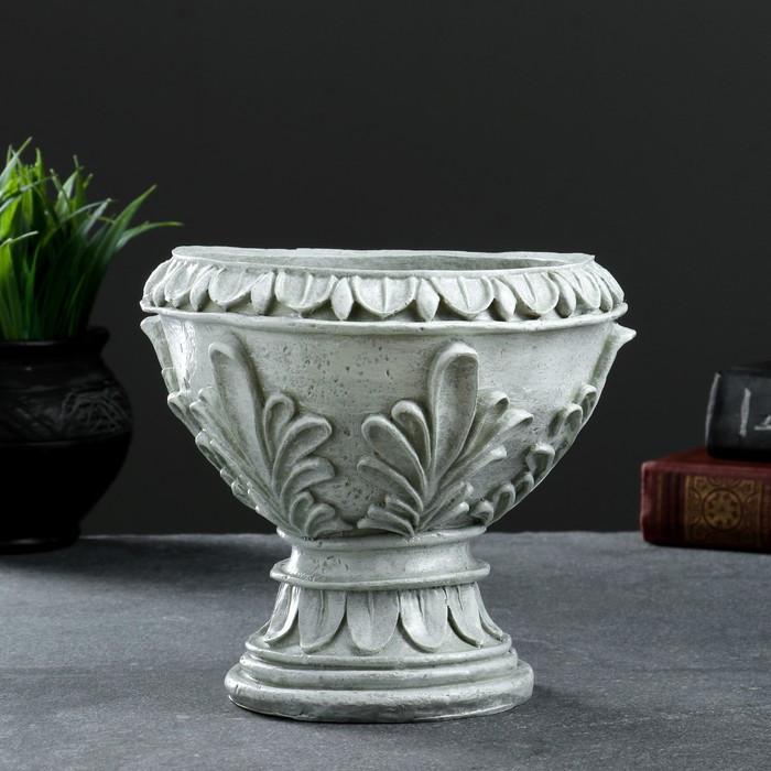"Фигурное кашпо ""Античная ваза №2"" 18х15,5 см"