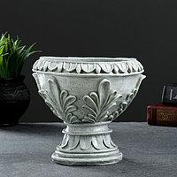 "Фигурное кашпо ""Античная ваза №2"" 18х15,5 см, фото 1"