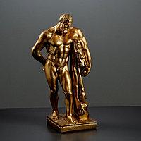 """Фигура """"Геракл"""" бронза 15х24х46см, фото 1"""