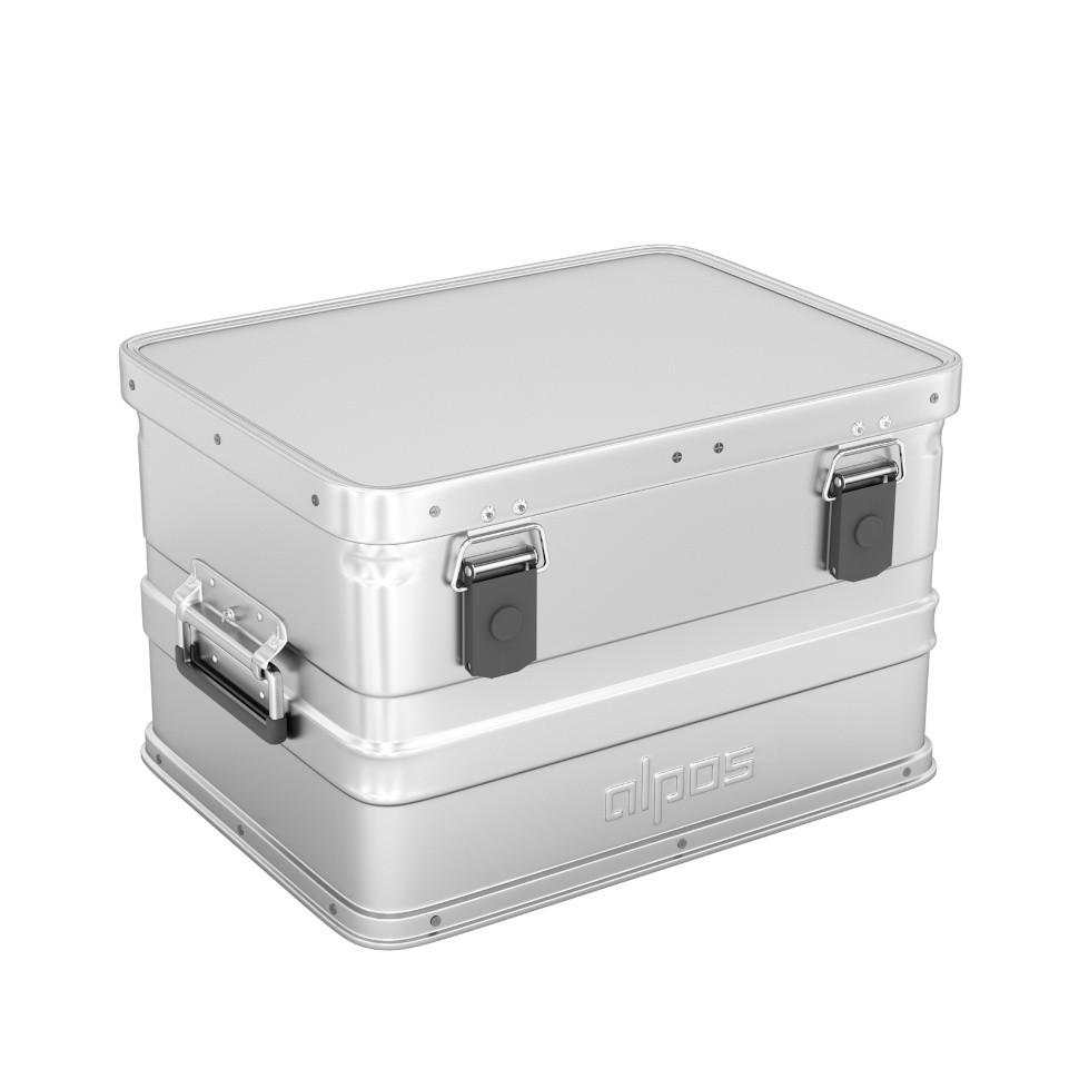 Алюминиевый ящик Alpos B29 (арт. 51-00)