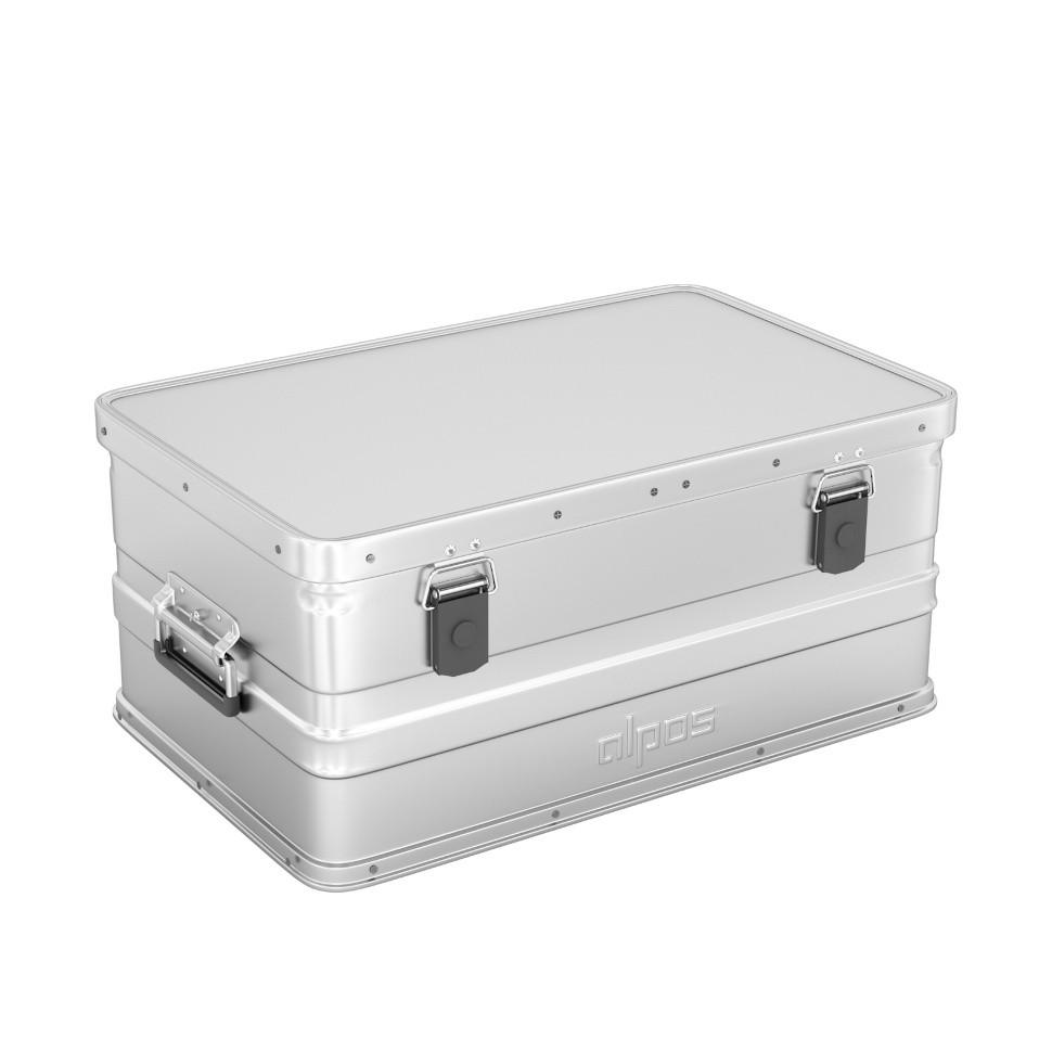 Алюминиевый ящик Alpos B47 (арт. 51-01)