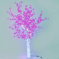 """Дерево светодиодное улич. 1,8 м. """"Акриловое"""" 768Led, 46W, 220V, фиолетовый"""
