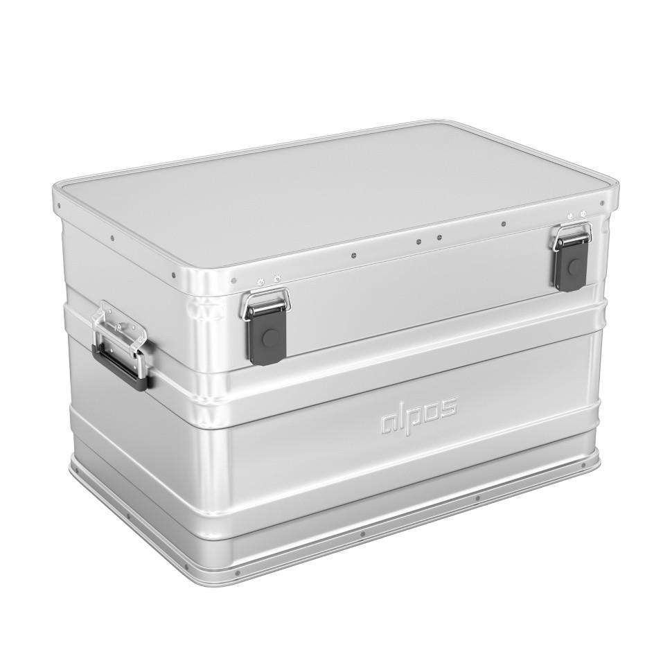 Алюминиевый ящик Alpos B70 (арт. 51-02)