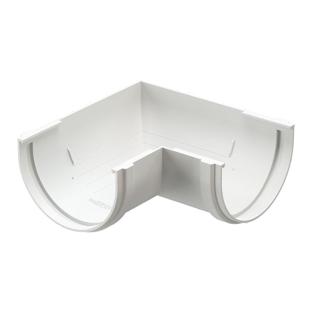 Угловой желоб 90° Docke Standard