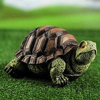 "Садовая фигура ""Черепаха"" 13 х 20 х 25 см, фото 1"