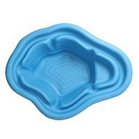 Пруд садовый пластиковый, 190 л, синий