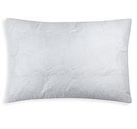 Подушка 50х70 см цв. белый, полиэфирное волокно, пэ 100%