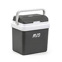 Холодильник автомобильный с функцией подогрева AVS CC-24NB, 24 л, 12 В/220 В