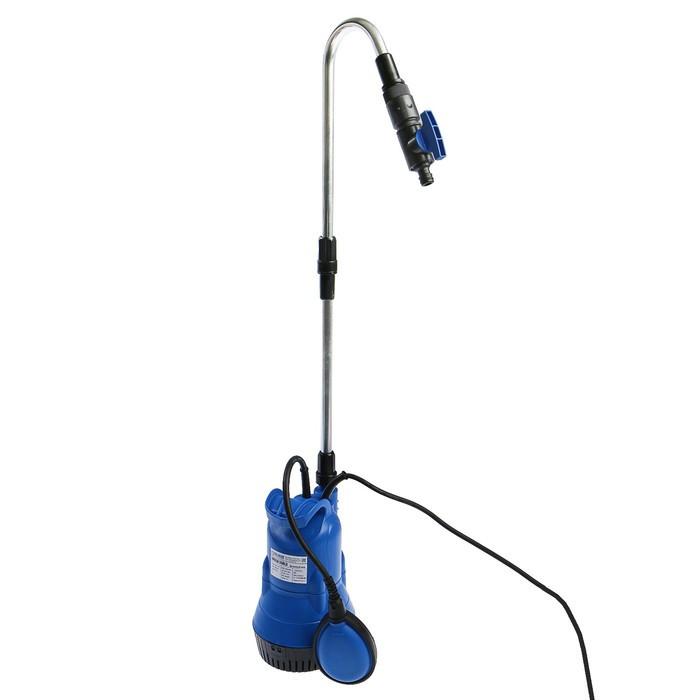 """Насос дренажный """"Беламос"""" Omega 350 LX, бочковой, 350 Вт, напор 10 м, 50 л/мин, кабель 10 м"""