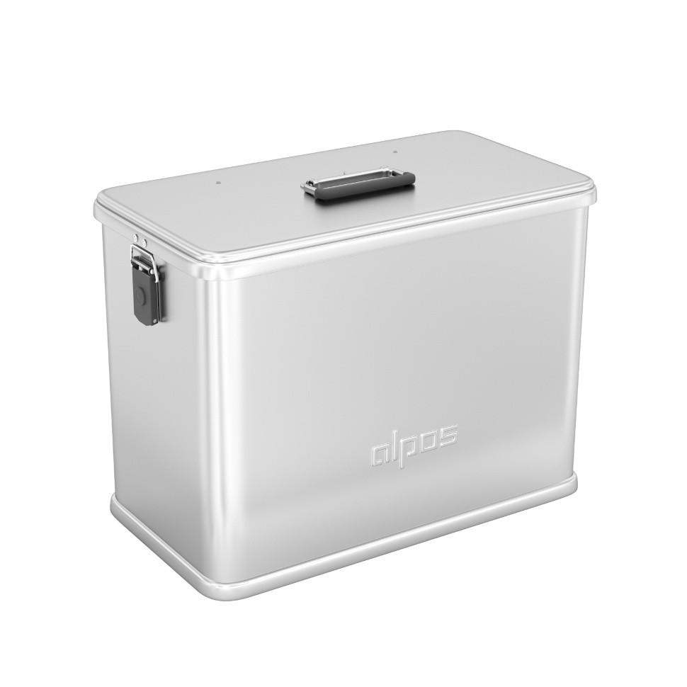 Алюминиевый ящик Alpos C36 Moto (арт. 52-01-06)