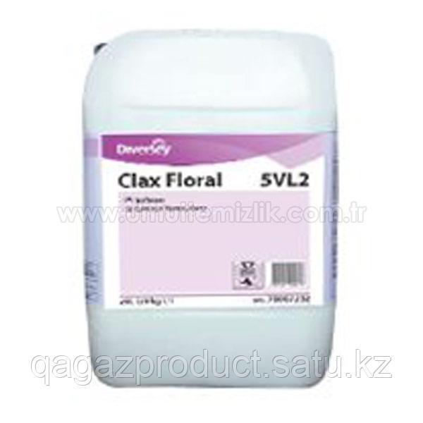 CLAX FLORAL. Жидкий смягчитель для белья 20 л.