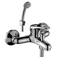 Смеситель Rossinka Silvermix D40-31 для ванны с коротким изливом, фото 1