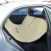 Авточехол непромокаемый на заднее сиденье, 143 х 129 см, микс цветов