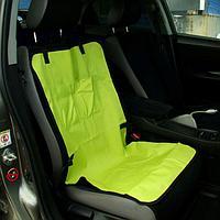 Авточехол непромокаемый на переднее сиденье, 113 х 52 см, микс цветов
