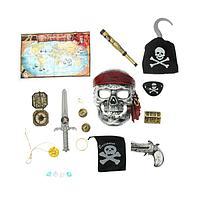 Набор пирата «Корсар», 19 предметов