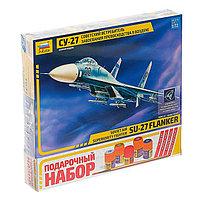 Сборная модель «Самолет Су-27», фото 1