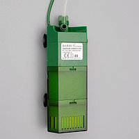 Фильтр внутренний секционный био-фильтр (400 л/ч), фото 1