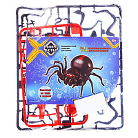 Паук-конструктор «Чёрная вдова», 2 в 1, в пакете