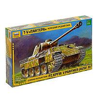 Сборная модель «Немецкий средний танк T-V Пантера», фото 1