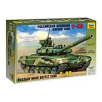 Сборная модель «Российский основной боевой танк Т-90», фото 1