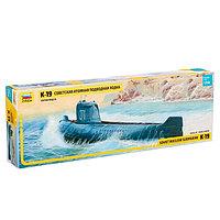 Сборная модель «Советская атомная подводная лодка К-19», фото 1