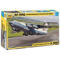 Сборная модель «Российский военно-транспортный самолёт Ил-76МД», фото 1