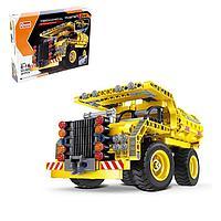 Конструктор «Карьерный грузовик», 2 варианта сборки, 361 деталь, фото 1