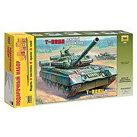 Сборная модель «Танк Т-80БВ»