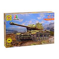 Сборная модель «Советский танк ИС-2» (1:72), фото 1