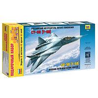 Сборная модель «Самолёт «Су-50 (Т-50)», фото 1