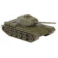 Сборная модель «Советский средний танк Т-44», фото 1