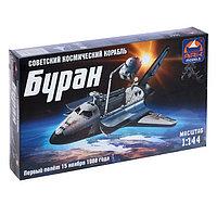 Сборная модель «Космический корабль Буран»