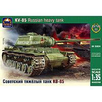 Сборная модель «Советский тяжелый танк КВ-85», фото 1