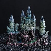 """Декор для аквариума """"Замок"""", 16 х 7 х 15,5 см"""