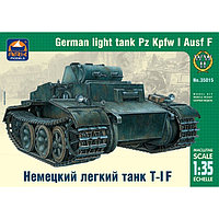 Сборная модель «Немецкий лёгкий танк Т-I F», фото 1