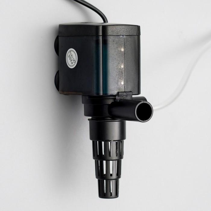 Помпа Barbus PUMP 007 с LED подсветкой 800л/ч 15Вт