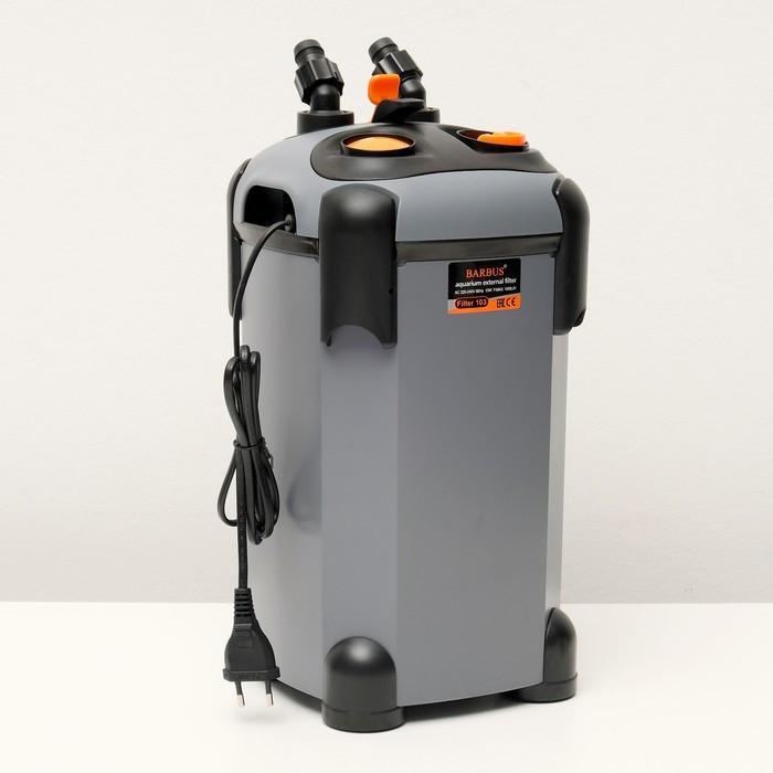 Фильтр выносной FILTER 103 1000л/ч, 10 Вт с комплектом базовых наполнителей