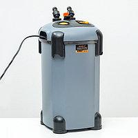 Фильтр выносной 1500л/ч, 15 ВТ с комплектом базовых наполнителей, фото 1