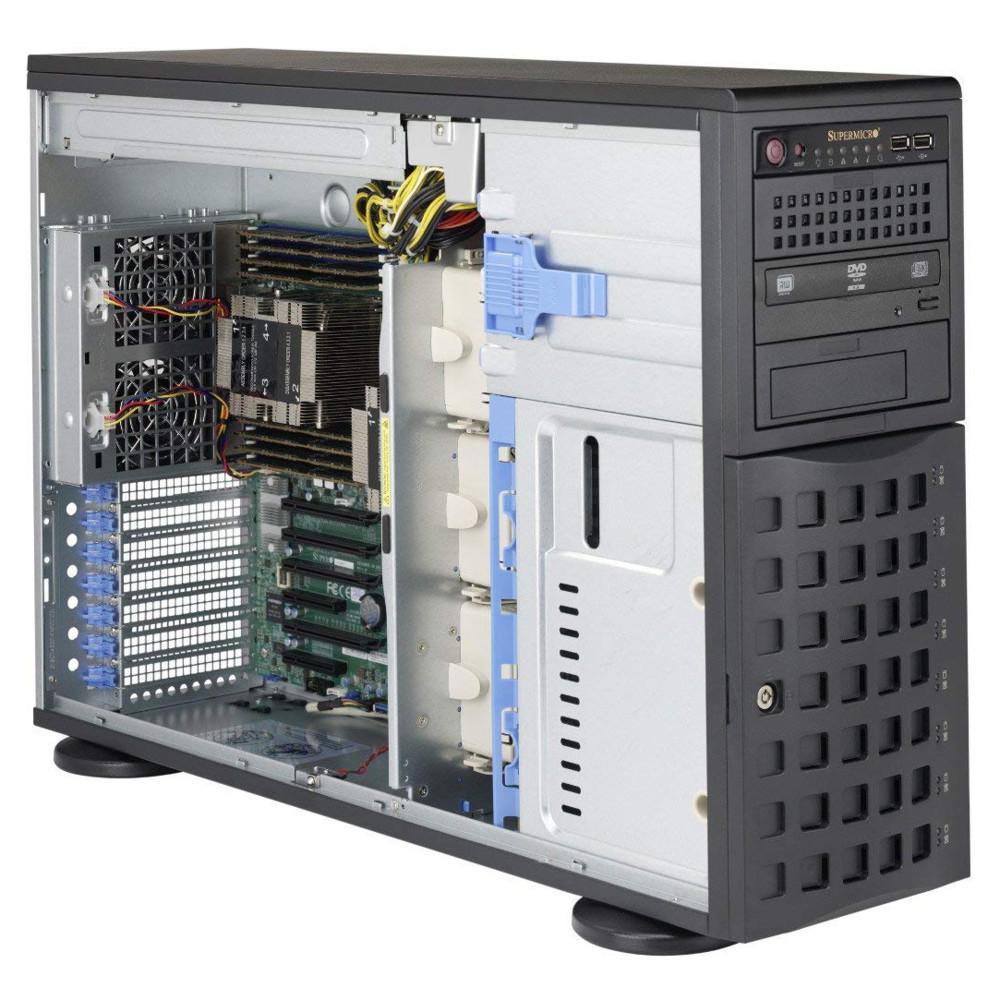VSSupeсервер Server X11DPL-I/SC745TQ-R920