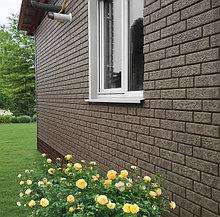 Сайдинг STONE HOUSE Кирпич и комплектующие планки