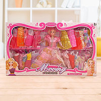 Кукла с платьями, МИКС, фото 1