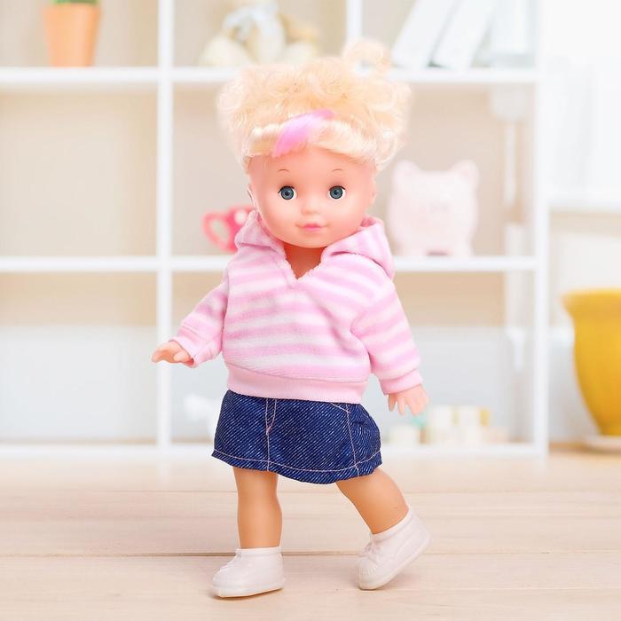 Кукла «Маленькая леди» в костюме, МИКС