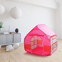 Игровая палатка «Магазин мороженого», цвет розовый, фото 1