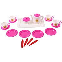 Посуда для кукол «Набор чайный», 19 элементов