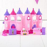 Замок для кукол «Королевство» звуковые эффекты, с аксессуарами