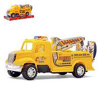 Машина инерционная «Пожарная команда», цвета МИКС